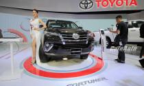 Toyota Fortuner 2017 bất ngờ ra mắt tại triển lãm Vietnam Motor Show 2016
