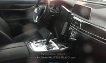 BMW 5 Series 2017 lộ ảnh nội thất