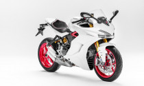 Ducati công bố giá bán chính thức SuperSport 2017