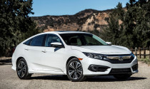 Honda thu hồi 350.000 chiếc Civic 2016 tại Mỹ