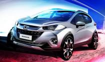 Honda WR-V đối thủ mới của Ford EcoSport