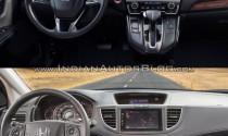 Sự khác biệt giữa Honda CR-V 2017 và Honda CR-V 2015