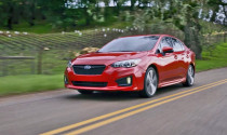Subaru Impreza 2017 tăng giá nhẹ so với thế hệ cũ