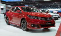 Toyota Corolla phiên bản eSport 2016 ra mắt tại Thái Lan