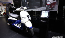 Chi tiết xe tay ga Peugeot Django mới ra mắt tại Việt Nam