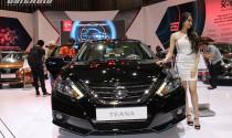 Nissan Teana 2016 ra mắt tại VIMS 2016