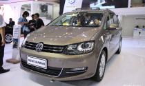 Volkswagen Sharan 2016 xe gia đình có giá bán 1,9 tỷ đồng