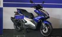 Yamaha NVX 2017 ra mắt thị trường ASEAN, về Việt Nam vào tháng 12