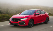 5 điểm khác giữa Honda Civic sedan và hatchback