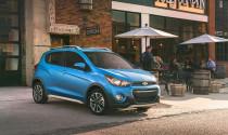 Chevrolet Spark Activ 2017 được bán ra từ đầu năm sau