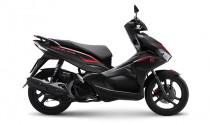 Honda Air Blade có thêm màu sơn đen mờ, giá 40 triệu đồng