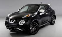 Nissan Juke Black Pearl bản đặc biệt chỉ có 1.250 chiếc