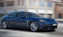 Porsche Panamera 2017 sẽ có thêm bản trục cơ sở dài Executive
