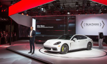 Cận cảnh Porsche Panamera Executive giá 13,8 tỷ đồng