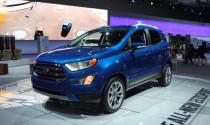Ford EcoSport 2017 chính thức ra mắt
