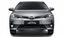 Toyota Corolla Altis 2017 ra mắt giá từ 504 triệu đồng