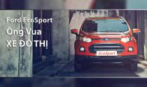 Infographic: Ford Ecosport lựa chọn ưu việt cho giao thông đô thị