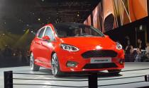 Ford Fiesta 2017 ra mắt với hàng loạt cải tiến mới