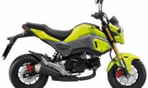 Honda MSX125 cập bến tại Malaysia giá từ 56 triệu đồng
