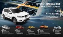 """Nissan Việt Nam khuyến mãi lớn """"Mùa lễ hội cuối năm"""""""
