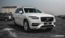Volvo XC90 chính hãng giá khởi điểm gần 3,4 tỷ đồng