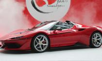 Ferrari  kỷ niệm 50 năm ở Nhật Bản với siêu xe J50 phiên bản giới hạn