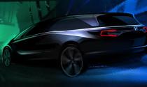Honda Odyssey 2018 sẽ ra mắt vào đầu năm sau