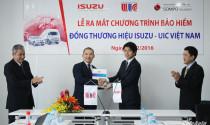 Ra mắt Bảo hiểm đồng thương hiệu Isuzu UIC
