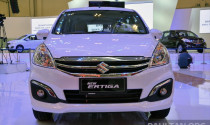 Suzuki Ertiga diesel ra mắt tại Indonesia vào đầu năm 2017