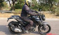 Yamaha FZ 250 được bắt gặp chạy thử nghiệm lần hai tại Ấn Độ