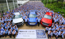 Thái Lan dự báo năm thứ 4 liên tiếp giảm doanh số ngành ô tô