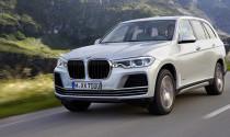 BMW X7 lộ diện qua ảnh phác thảo