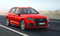 Audi SQ5 vừa ra mắt có gì mới?