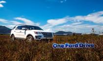 Ford Việt Nam tổ chức trải nghiệm động cơ EcoBoost
