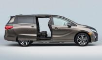 Honda Odyssey 2018 thêm tính năng dành riêng cho gia đình
