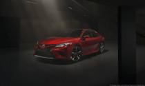Toyota Camry 2018 - lột xác toàn diện