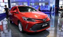 Toyota Vios bản nâng cấp ra mắt vào tuần tới