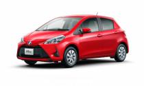 Toyota Yaris bản nâng cấp ra mắt