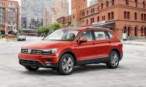 Volkswagen Tiguan 2018 ra mắt phiên bản thị trường Mỹ