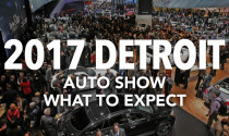 Xem gì tại triển lãm Detroit Auto Show 2017?