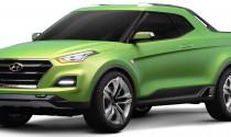 Hyundai Creta sẽ có thêm phiên bản bán tải vào năm 2018