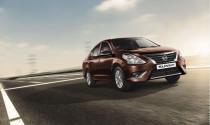 Nissan Sunny 2017 ra mắt, giá bán không đổi