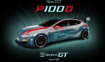 Tesla Model S Electric GT tăng tốc từ 0 – 100km/h chỉ mất 2.1 giây