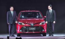 """Toyota Vios  2017 """"chào"""" thị trường Thái Lan, giá từ 389 triệu đồng"""