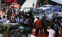 Dưỡng sức đầu năm, ôtô nhập khẩu giảm mạnh