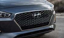 """Hyundai """"nhá hàng"""" mẫu Elantra GT 2018 mới"""