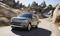 """Ford """"trình làng"""" mẫu SUV Expedition 2018 tại Mỹ"""