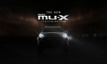 Isuzu MU-X 2017 tung teaser nhá hàng, chuẩn bị ra mắt tại Thái Lan