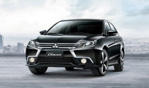 Mitsubishi Grand Lancer lộ diện, đối thủ đáng gờm của Honda Civic