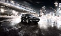 Porsche Cayenne Platinum giá từ 4,67 tỷ đồng khi về Việt Nam